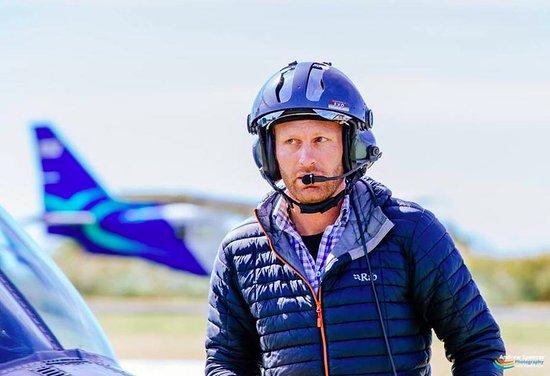 Kaikoura, Nueva Zelanda: Pilot