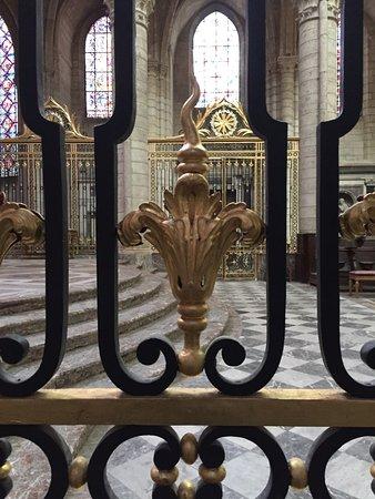 Soissons, Francja: Cathedrale Saint-Gervais Saint-Protais