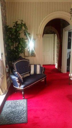 Hughson Hall: Hallway outside East Room Upstairs