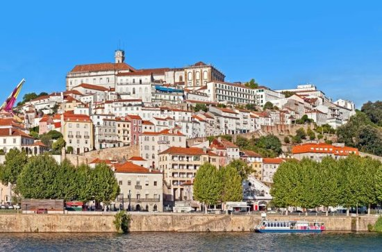 Coimbra Hop-On Hop-Off Tour