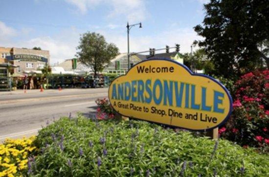 Recorrido a pie por Andersonville