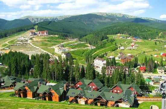 Excursión privada de un día a Bukovel y...