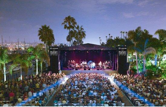 Humphreys Half Moon Inn Concerts By The Bay