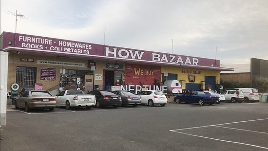 ‪How Bazaar Geelong‬