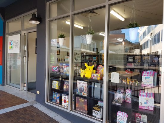 Nambour, Australien: Board Games and More Store Front