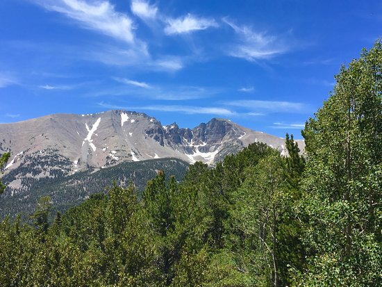 Parque Nacional Great Basin, NV: Wheeler Peak