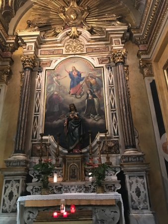 Favori Eglise de l'Annonciation dite de Sainte-Rita, Nice - TripAdvisor OZ04
