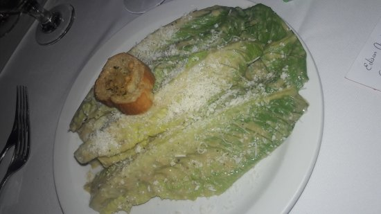 Villa Saverios: Cena de 4 de julio