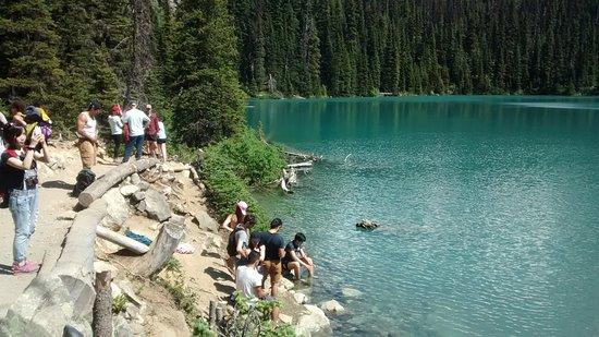 Pemberton, Kanada: Joffre Lakes Provincial Park