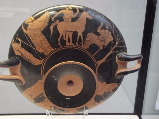 Glyptothek: Ancient Greek pottery