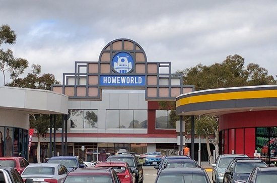 Tuggeranong Homeworld