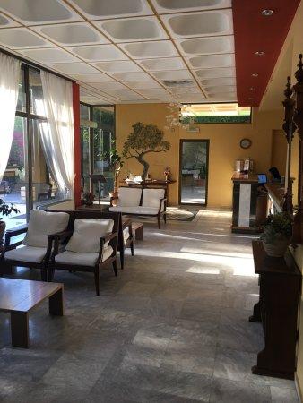 Golden Sand Hotel: Manzara