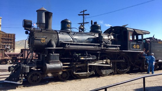 Nevada Northern Railway Museum Picture Of Nevada Northern Railway Museum Ely Tripadvisor