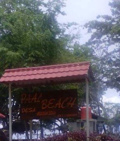 Minahasa, Indonesia: Petunjuk nama Pantai Paal