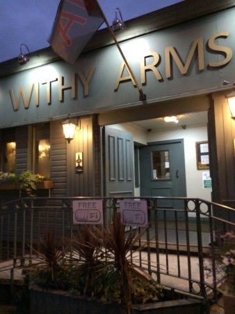Bamber Bridge, UK: Withy Arms