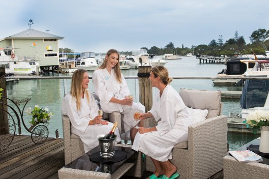 Noosa, Australia: Happy guests