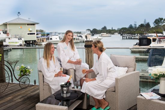 Sheer Bliss Beauty Day Spa: This is the life