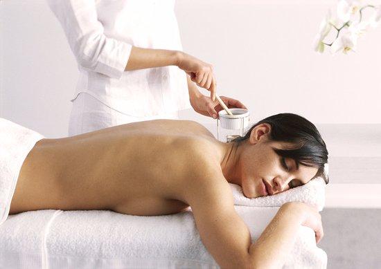 Caloundra, Australia: massage time