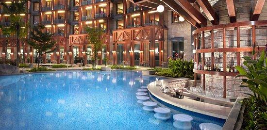Hard Rock Hotel Sentosa Swimming Pool