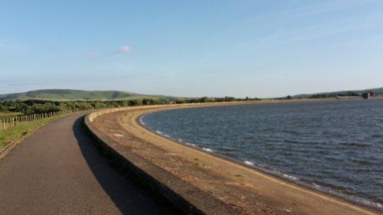 Polegate, UK: Arlington Reservoir.