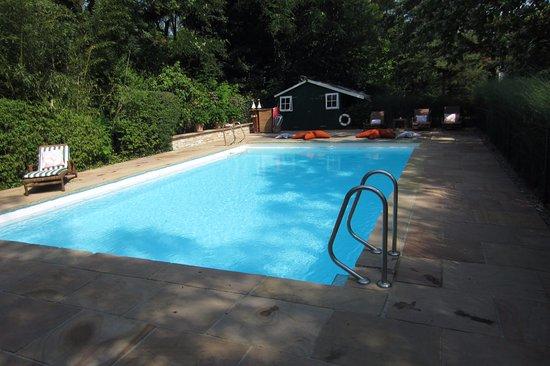 Bad Bellingen, Tyskland: Zwembad