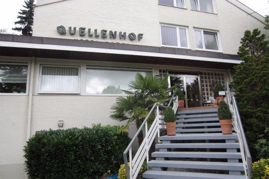 Bad Bellingen, Tyskland: Quellenhof