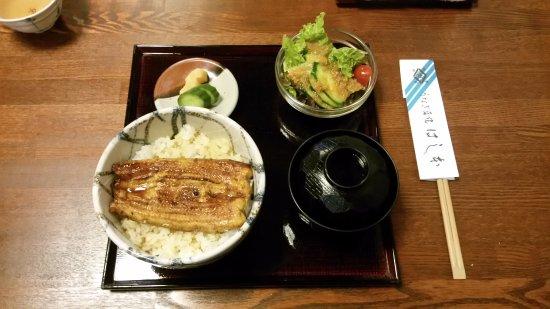 Hashimoto: Lunch set