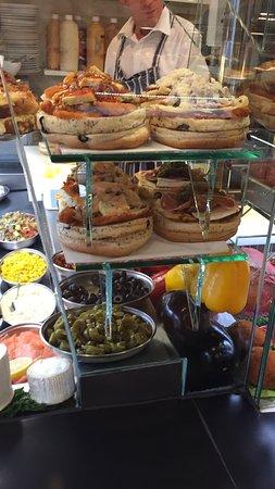 Sandwich Shop照片