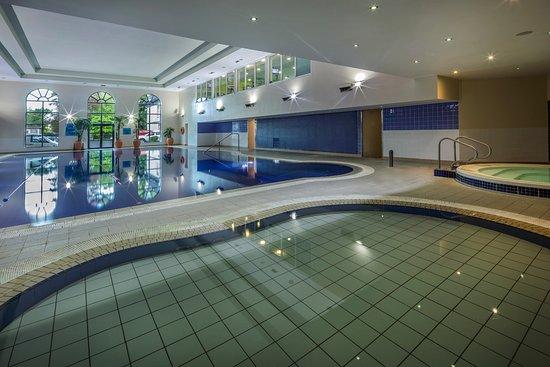 Clane, Irlanda: 20 m pool, kids pool and jacuzzi