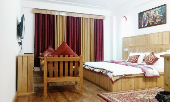 Manali Tehsil, India: The Apple Tree Cafe & Boutique