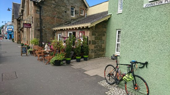 The Station House Cafe Kirkcudbright