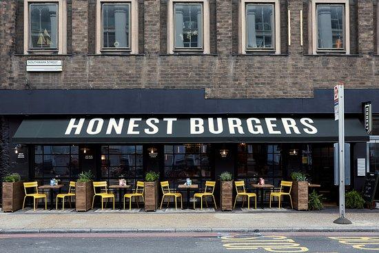Honest Burgers Borough