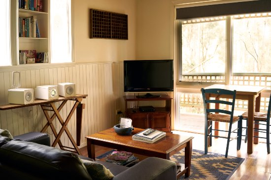 Yarra Valley, Australie : Romantic & cosy Fern Lee cottage