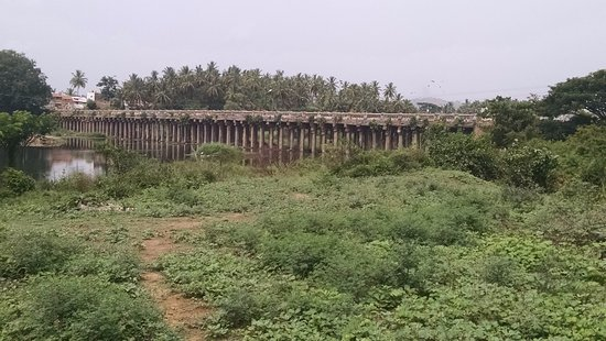 Srirangapatna, Indien: Wellesley Bridge