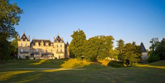 Изображение Chateau de Mirambeau