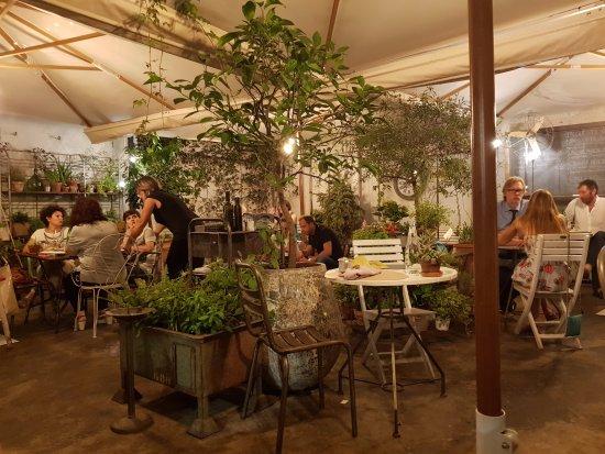 Giardino interno foto di pianostrada roma tripadvisor - Giardino d oriente roma ...