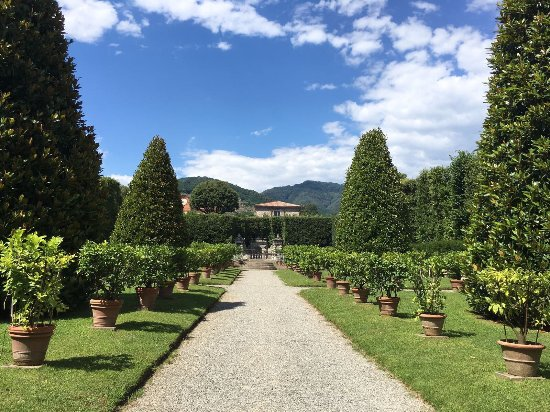 Marlia, Ιταλία: Park of Villa Reale