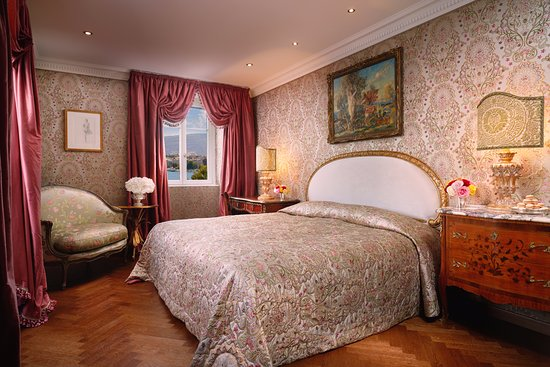 Hotel d'Angleterre: Exclusive Lake room