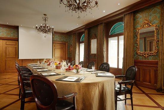 Parfait Hotel Du0027Angleterre: Salon Parquet