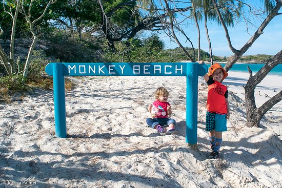 Great Keppel Island, Australien: Monkey Beach