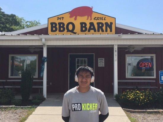North Augusta, SC: Excellent BBQ