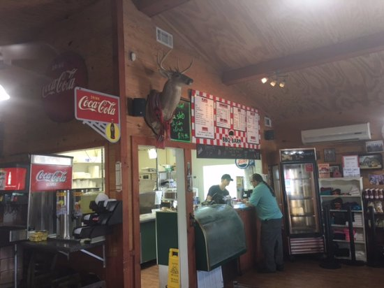 Place Your Order - Picture of BBQ Barn, North Augusta ...