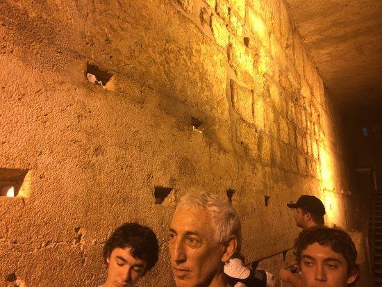 The Western Wall Tunnels : photo0.jpg