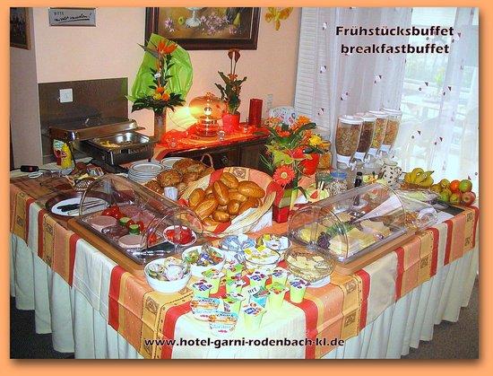 Hotel Garni Rodenbach Bild