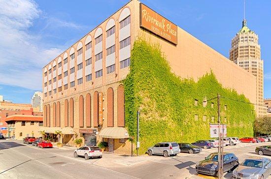 El Tropicano Riverwalk Hotel Desde 1 826 San Antonio