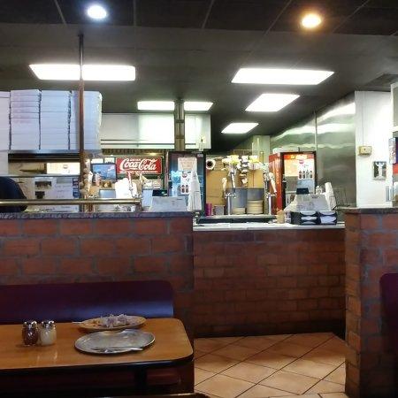 Vinton, VA: Counter where you order