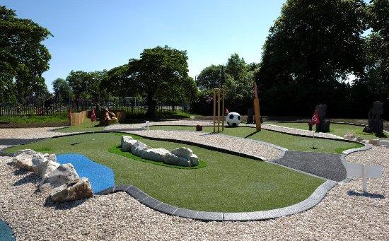 Highfields Park Adventure Golf