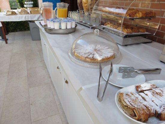 Residence Le Ville del Lido: more breakfast buffet