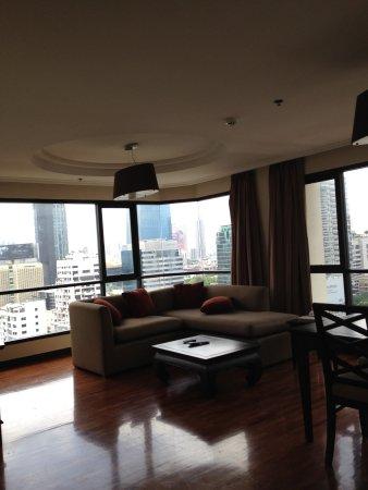 Bandara Suites Silom, Bangkok Foto