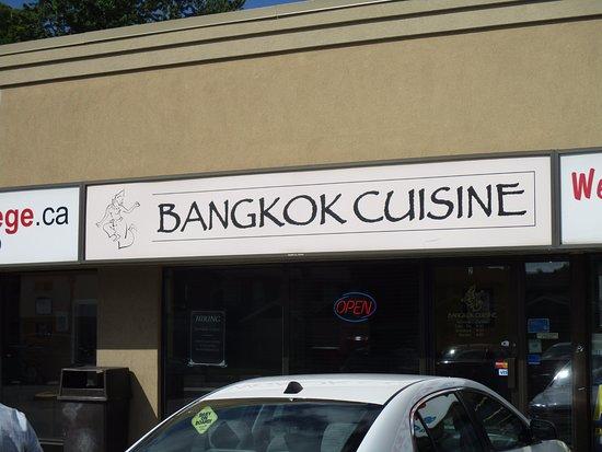 Bangkok Cuisine Kitchener Reviews